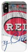 Cincinnati Reds IPhone Case