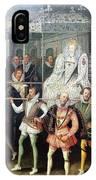 Elizabeth I  (1533-1603) IPhone Case