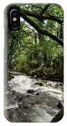 Jungle Stream IPhone Case