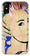 Miley Cyrus Collection IPhone Case