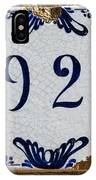 92 IPhone Case