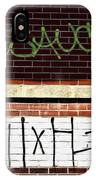 9th Ward Creativity IPhone Case