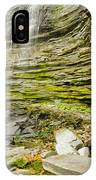 A And B Falls 10 IPhone Case