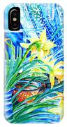 A Bouquet Of April Daffodils  IPhone Case