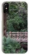 A Bridge In Central Park IPhone Case