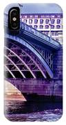 A Bridge In London IPhone Case