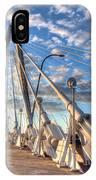 A Bridge To Heaven IPhone Case
