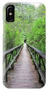 A Bridge To Somewhere IPhone Case