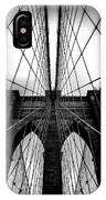 A Brooklyn Perspective IPhone Case