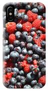 A Bunch Of Berries IPhone Case