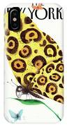 Metamorphosis IPhone X Case
