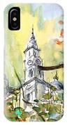 A Church In Budapest 02 IPhone Case