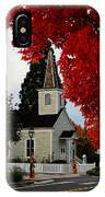 A Church In Historic Jacksonville IPhone Case