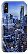 A City That Never Sleeps IPhone Case