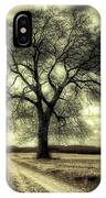 A Cold Wind Blows  IPhone Case