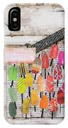 A Colorful Existence IPhone Case by Danny Phillips