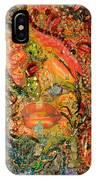A Cosmic Taste Of Healing IPhone Case