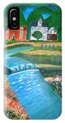 A Country Stream IPhone Case