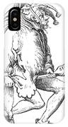 A Court Fool, 1552 IPhone Case
