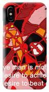 A Creative Man IPhone Case