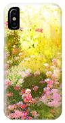 A Daisy A Day IPhone Case