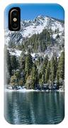 A Day At Emerald Bay IPhone Case