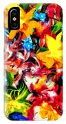 A Day In Spring IPhone Case