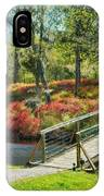 A Delightful Day IPhone Case