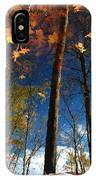 A Different Side Of Autumn IPhone Case
