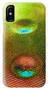 A Disturbance In The Force IPhone Case