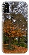 A Few Gold Left 2 - Digital Paint IPhone Case