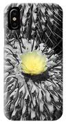 A Flower Among Thorns IPhone Case