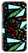 A Fly Of Sorts And Berries IPhone Case