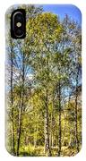 A Forest Glade IPhone Case