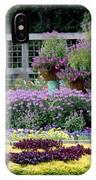 A Garden Of Smiles IPhone Case