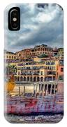 A Genesis Sunrise Over The Old City IPhone X Case