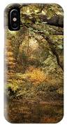 A Glimpse Of Autumn IPhone Case