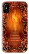 A Glimpse Of Heaven - Soothing Art By Giada Rossi IPhone Case