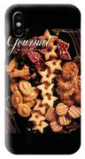 A Gourmet Cover Of Butter Cookies IPhone Case