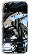A Harley In Arlington IPhone Case