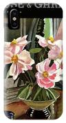 A House And Garden Cover Of Rhododendrons IPhone X Case