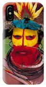 A Huli Man IPhone Case