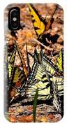 A Kaleidoscope Of Butterflies IPhone Case