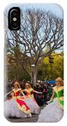 A Little Girls Dream IPhone Case