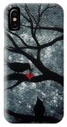 A Love Story No 7 IPhone Case