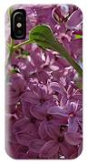 A Lovely Color IPhone Case