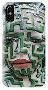A Maze Ing Man 3 IPhone Case