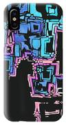 A Maze Zing - 01c01 IPhone Case