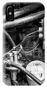 A Mechanic's View IPhone Case
