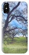 A Meeting Of Men IPhone Case